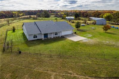 Denison Single Family Home Active Option Contract: 268 Sheryl Lane