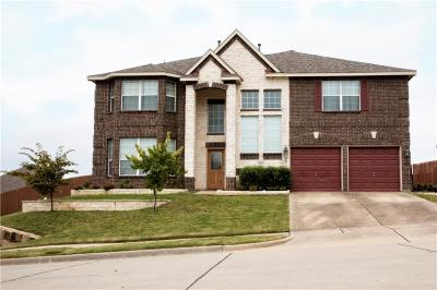 Wylie Single Family Home For Sale: 1601 Canyon Creek Court