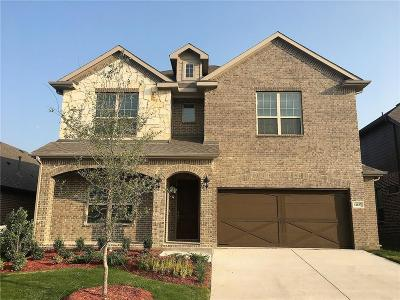 Single Family Home For Sale: 14837 Angel Trace Drive