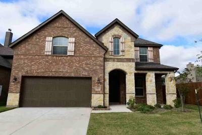 Little Elm Residential Lease For Lease: 1808 Lake Woodland