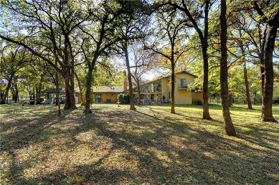 Denton County Single Family Home For Sale: 1524 W Jeter Road