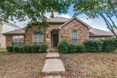 Rowlett Single Family Home For Sale: 6505 Valley Forge Drive