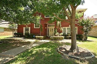 Plano Single Family Home For Sale: 8608 Clear Sky Drive