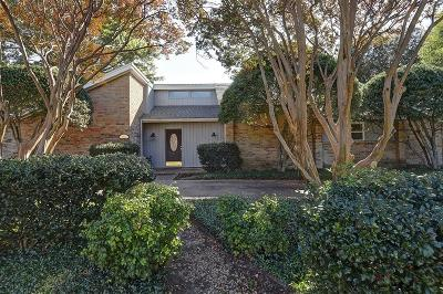 Plano Single Family Home For Sale: 3320 Overland Drive