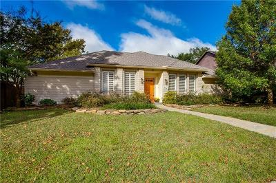 Dallas County Single Family Home For Sale: 8521 Stable Glen Drive
