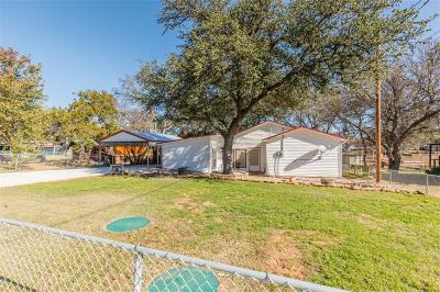 Graford Single Family Home For Sale: 1541 Hummingbird Lane
