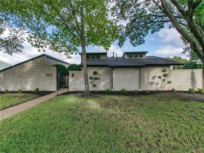 Plano Single Family Home For Sale: 1925 Sparrows Point Drive
