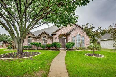 Frisco Single Family Home For Sale: 11608 Amber Valley Drive