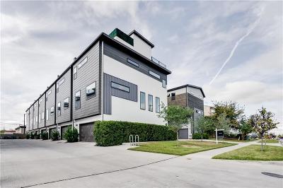 Dallas Townhouse For Sale: 4961 Jack Court