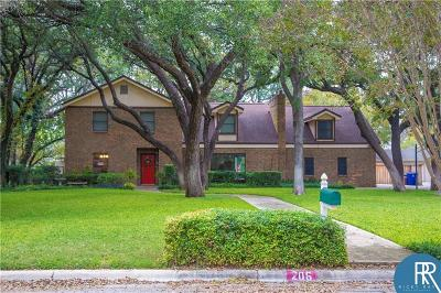 Brownwood Single Family Home Active Kick Out: 206 Quail Run