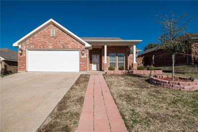 Fort Worth Single Family Home For Sale: 548 Cranbrook Drive