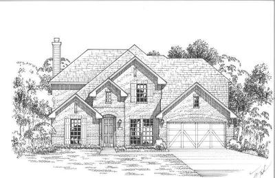 Prosper Single Family Home Active Contingent: 16016 Greenbelt Park Lane