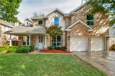 Garland Single Family Home Active Option Contract: 6210 Clear Creek Drive
