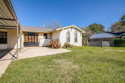 Dallas Single Family Home For Sale: 6347 Bellbrook Drive