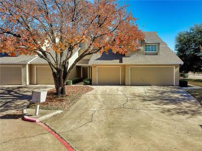 Frisco Townhouse Active Contingent: 8400 Hickory Street #2303