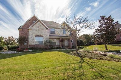 Flower Mound Single Family Home For Sale: 4605 Portsmouth Court