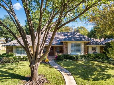 Rockwall Single Family Home For Sale: 711 W Boydstun Avenue