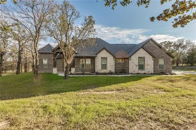 Parker County Single Family Home For Sale: 2605 J E Woody Road