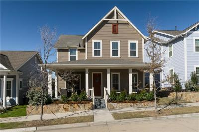 North Richland Hills Single Family Home Active Option Contract: 8749 McDonough Street