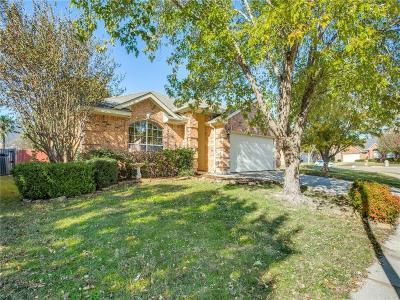 Saginaw Single Family Home For Sale: 641 Fox Run Trail