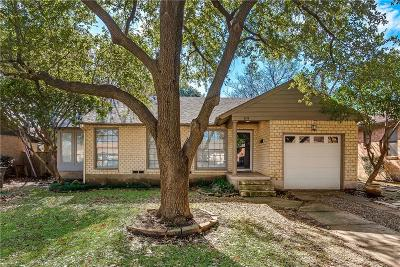 Dallas Single Family Home For Sale: 6136 Saint Moritz Avenue