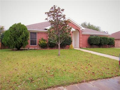Crowley Single Family Home For Sale: 613 Whitetail Deer Lane