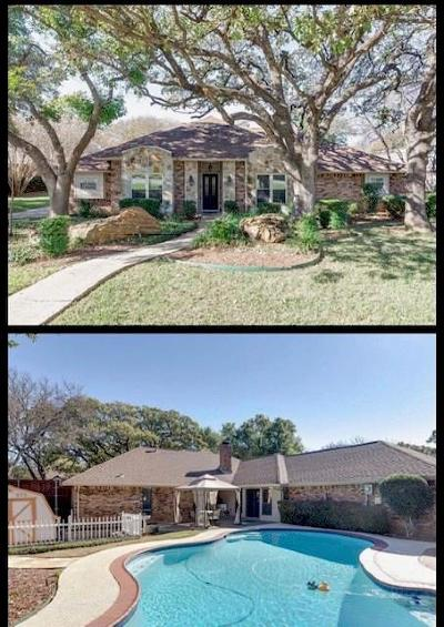 Colleyville Single Family Home For Sale: 4002 Elmwood Court