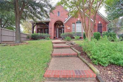 McKinney Single Family Home For Sale: 8200 Old Hickory Lane