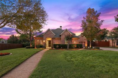 Southlake Single Family Home Active Option Contract: 1210 Westmont Drive