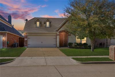 McKinney Single Family Home For Sale: 1401 Creek Crest Drive