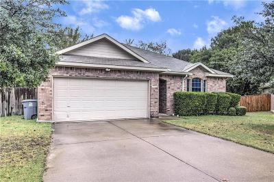 Single Family Home For Sale: 4403 Country Creek Drive