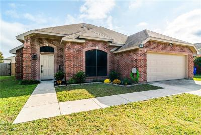 Forney Single Family Home For Sale: 920 Alpine Street