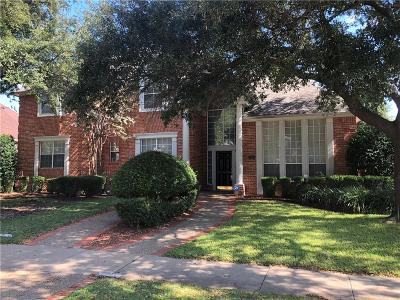 Plano Single Family Home For Sale: 2608 Fairbourne Circle