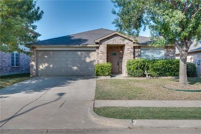 Fort Worth TX Single Family Home For Sale: $232,000