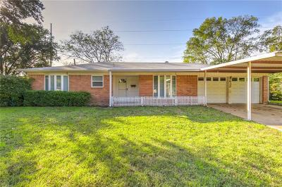 Everman Single Family Home Active Option Contract: 632 Edna Court