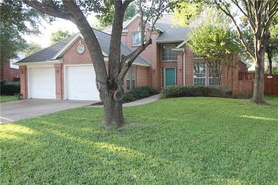 Arlington Single Family Home For Sale: 2011 Forest Park Drive