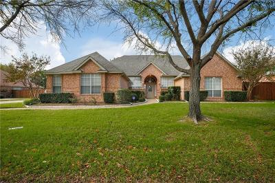 Flower Mound Single Family Home For Sale: 6013 Crestside Drive