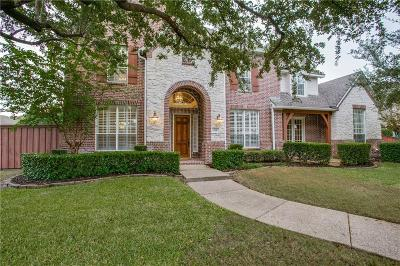 Allen Single Family Home For Sale: 910 Twin Creeks Drive