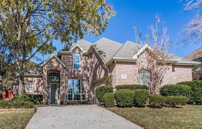 Flower Mound Single Family Home For Sale: 3404 Culwell Street