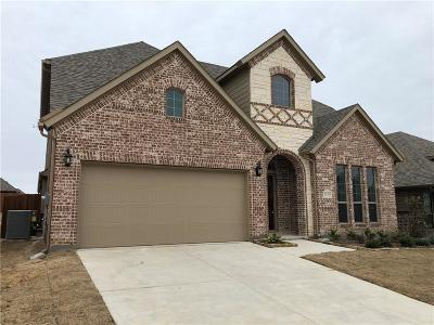Princeton Single Family Home For Sale: 2105 Glorioso Lane
