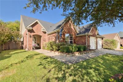 McKinney Single Family Home For Sale: 401 Lake Village Drive