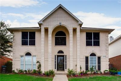 Single Family Home For Sale: 7325 Teal Drive