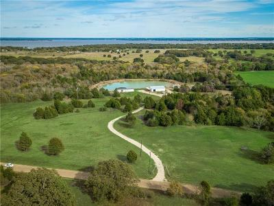 Cedar Creek Lake, Athens, Kemp Farm & Ranch For Sale: 1721 Pritchett Lane