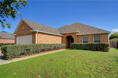 Little Elm Single Family Home For Sale: 2641 Elderberry Lane