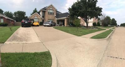 Sachse Single Family Home For Sale: 4607 Canvasback Lane