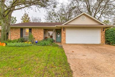 Johnson County Single Family Home Active Option Contract: 1211 Princeton Place