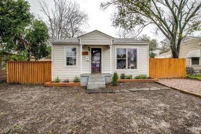 Single Family Home For Sale: 1507 Owega Avenue