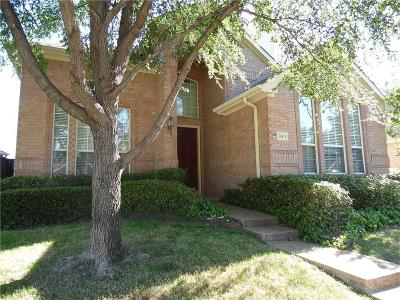 Irving Single Family Home For Sale: 8911 Lakewood Drive