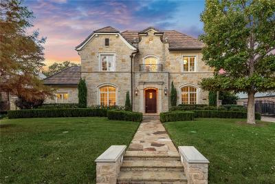 Colleyville Single Family Home For Sale: 2204 Hawthorne Avenue