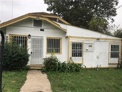 Dallas Single Family Home For Sale: 1227 S Fitzhugh Avenue